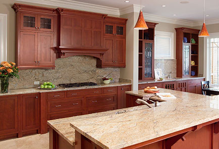 benchmark custom crafted cabinets
